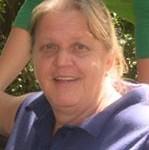 Linda Lee in Purple shirt