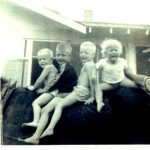 Eugene, Russ, Floyd Dee and Brenda