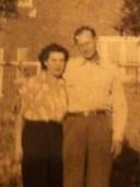 Mae and Floyd Adams