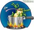 Fábula de la rana - http://www.lastwordon.com/