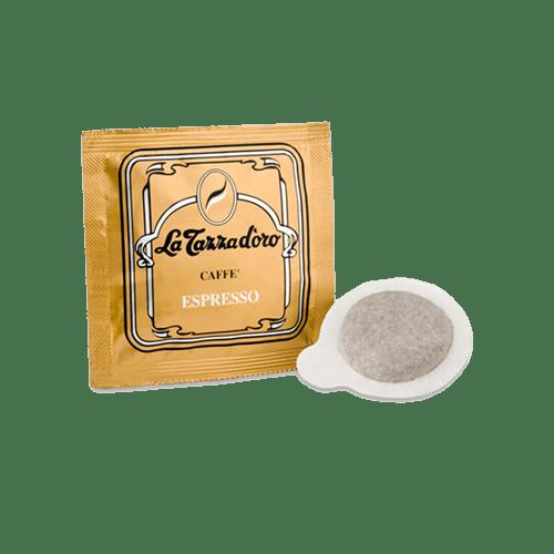 foto ESE servings La Tazza d'Oro Gold