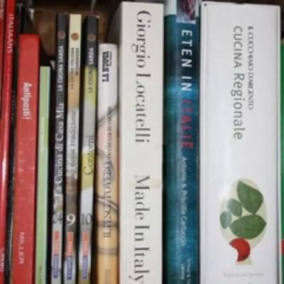 Kookboeken & Reisinfo