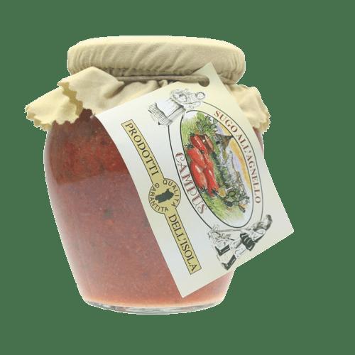 foto lamsvlees in tomatensaus
