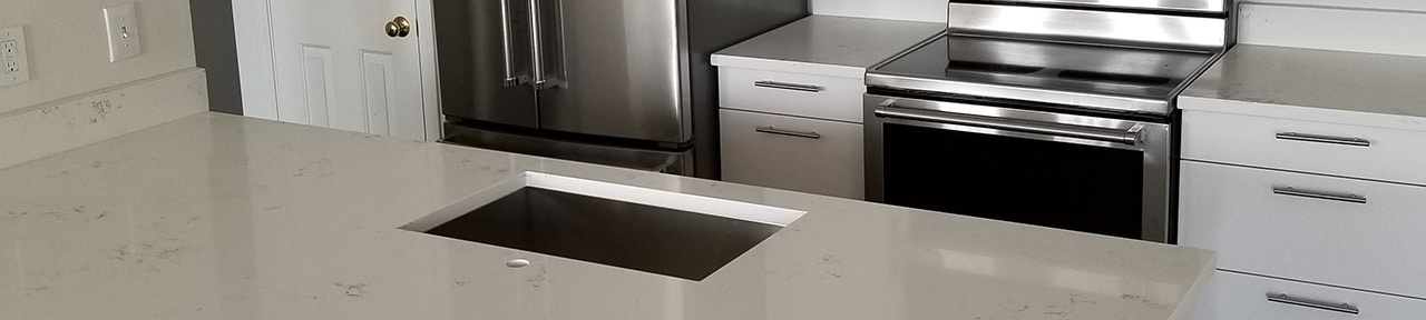 Expert Design & Installation of Beautiful Custom Stone Countertops in South Seattle.