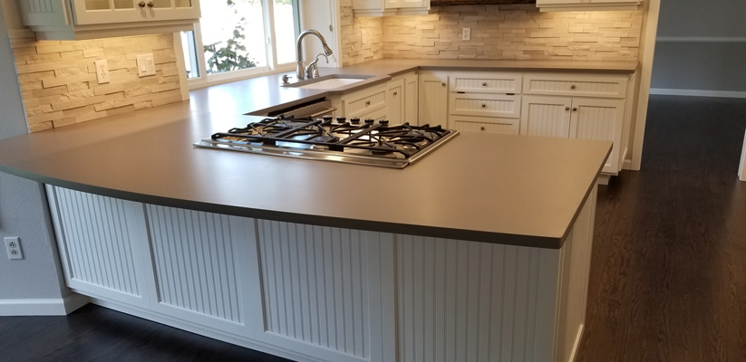 Completely Custom & Affordable Granite, Marble and Quartz Countertops Fabricator in South Seattle.