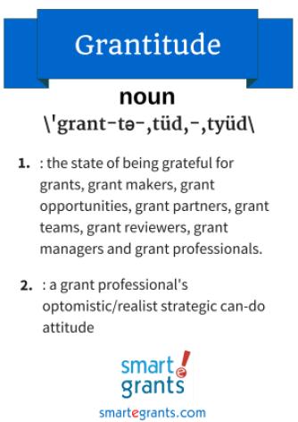 Grantitude