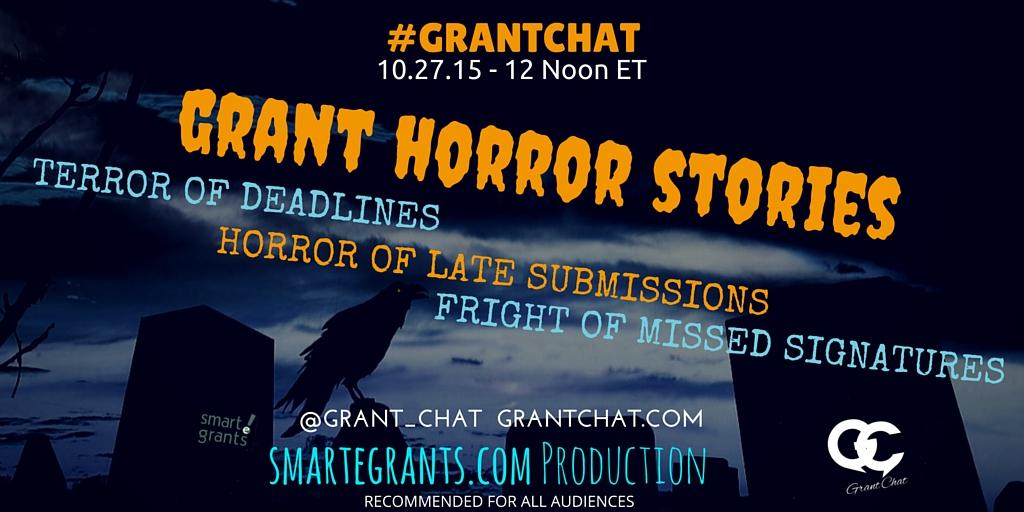 Grant Horror Stories