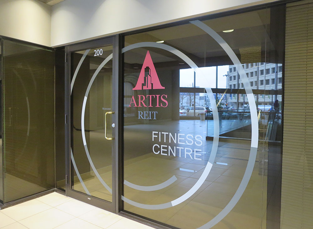 Artis REIT Fitness Centre
