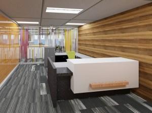 Grant Design Group Reception Render
