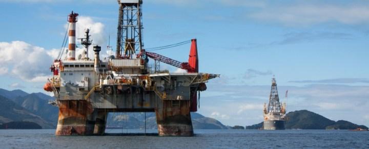 oil rig statoil