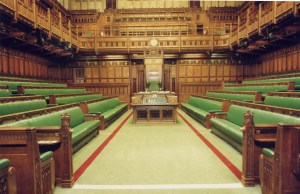 The House of Commons Chamber