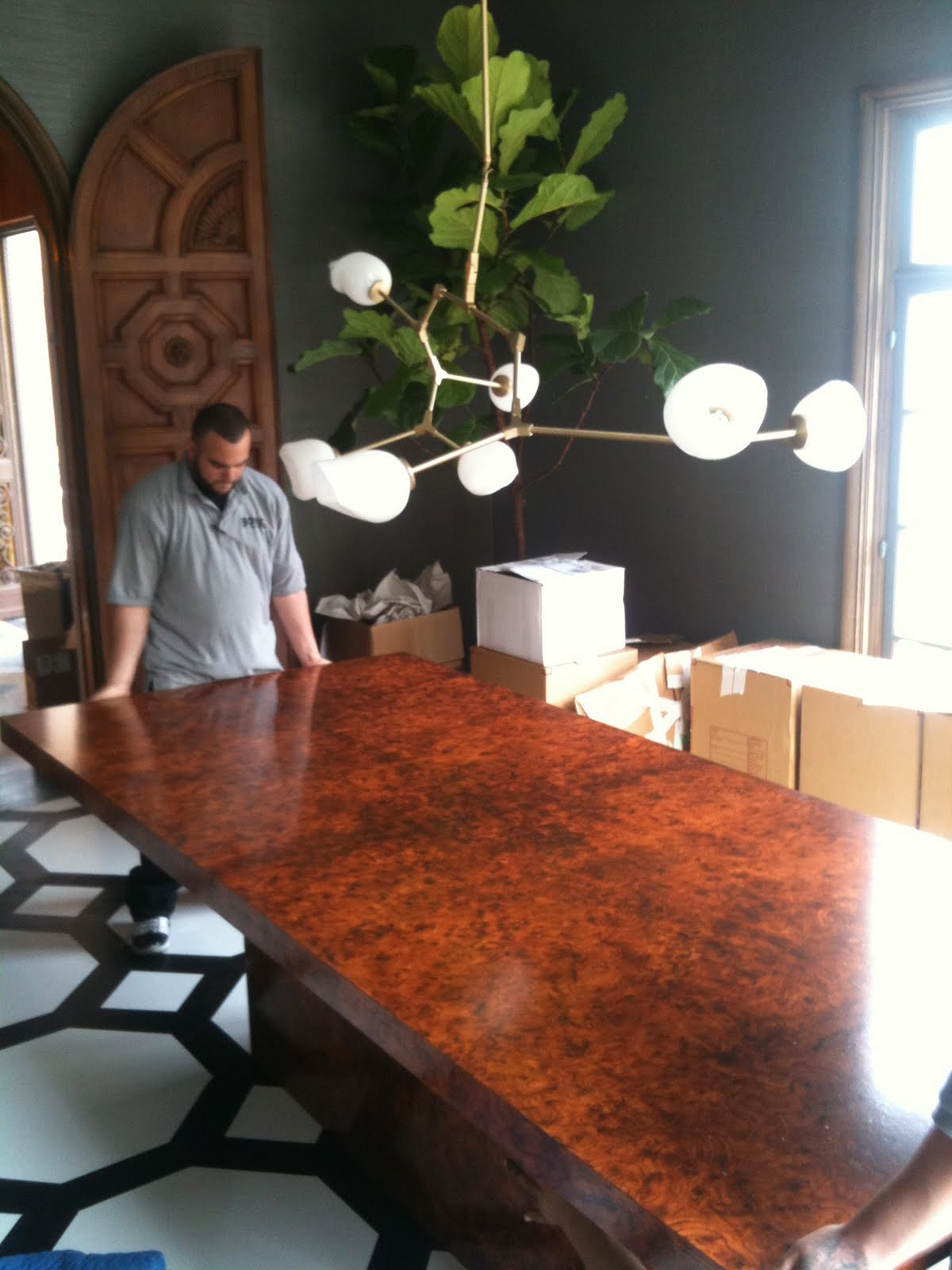San Francisco Decorator Showcase 2013 Master Sitting: Grant K. Gibson San Francisco Decorator Showcase