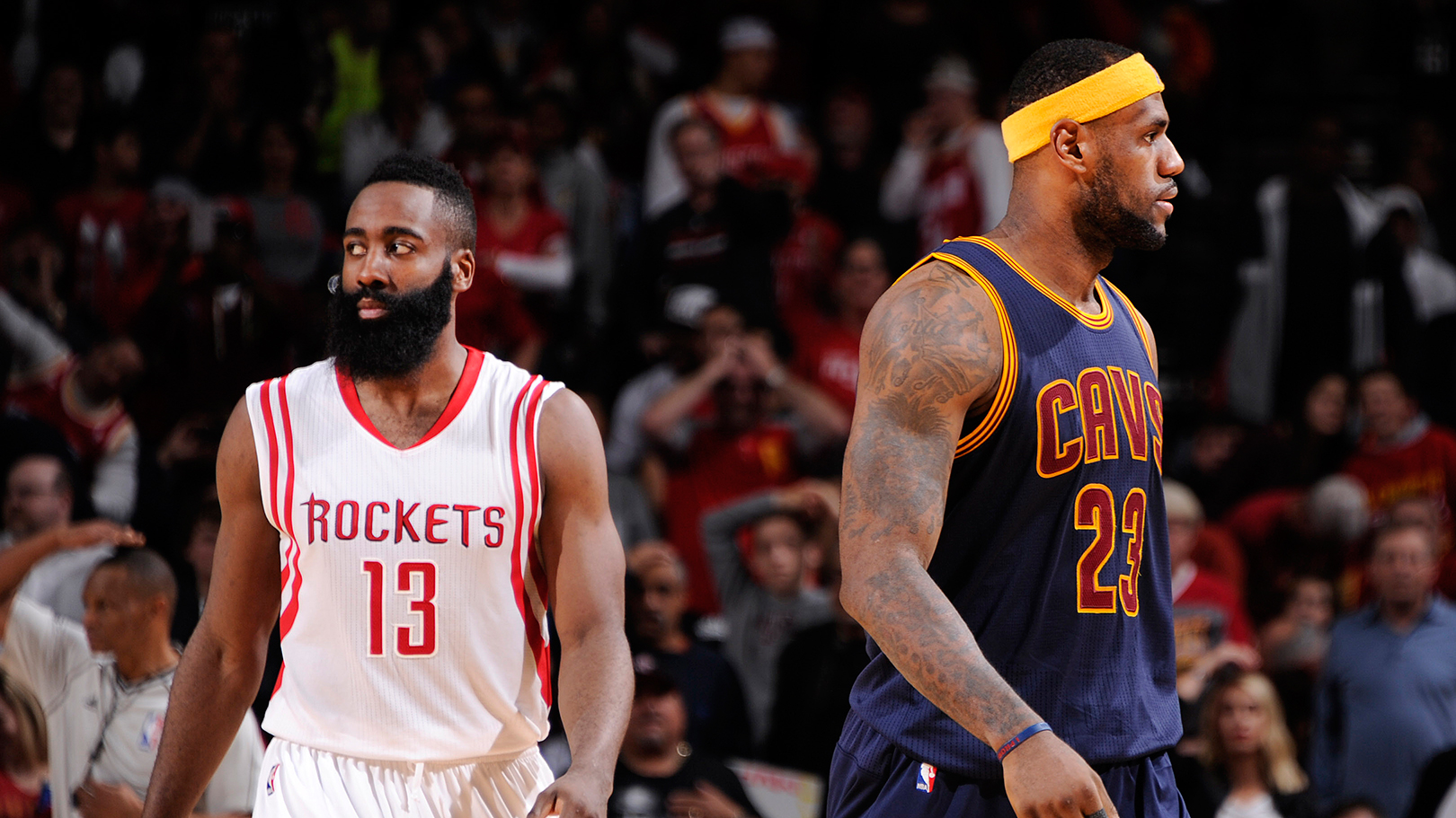 The Irritation Game How James Harden And The Rockets
