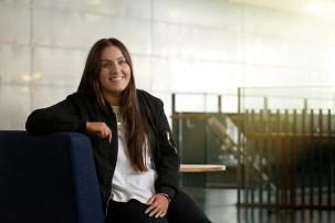 Selbi-Victoria University student