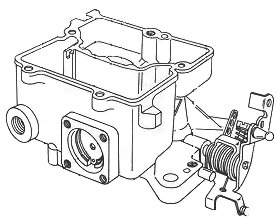 Motorcraft 2150 2V Carburetor