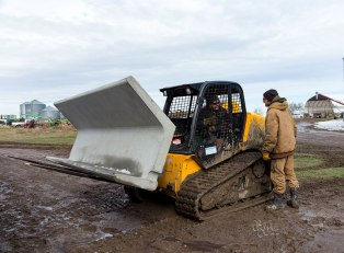 Cement bunk