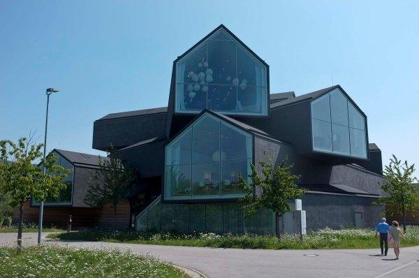 Vitra Design Museum Grant Smith'