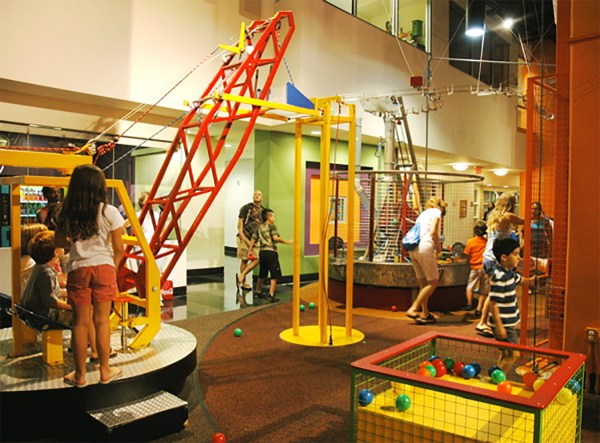 Children's Museum Exhibits