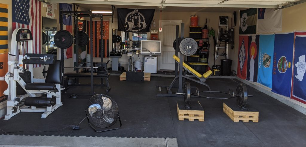 My Garage Gym
