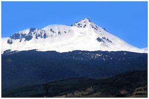 El Nevado de Toluca y sus lagunas...