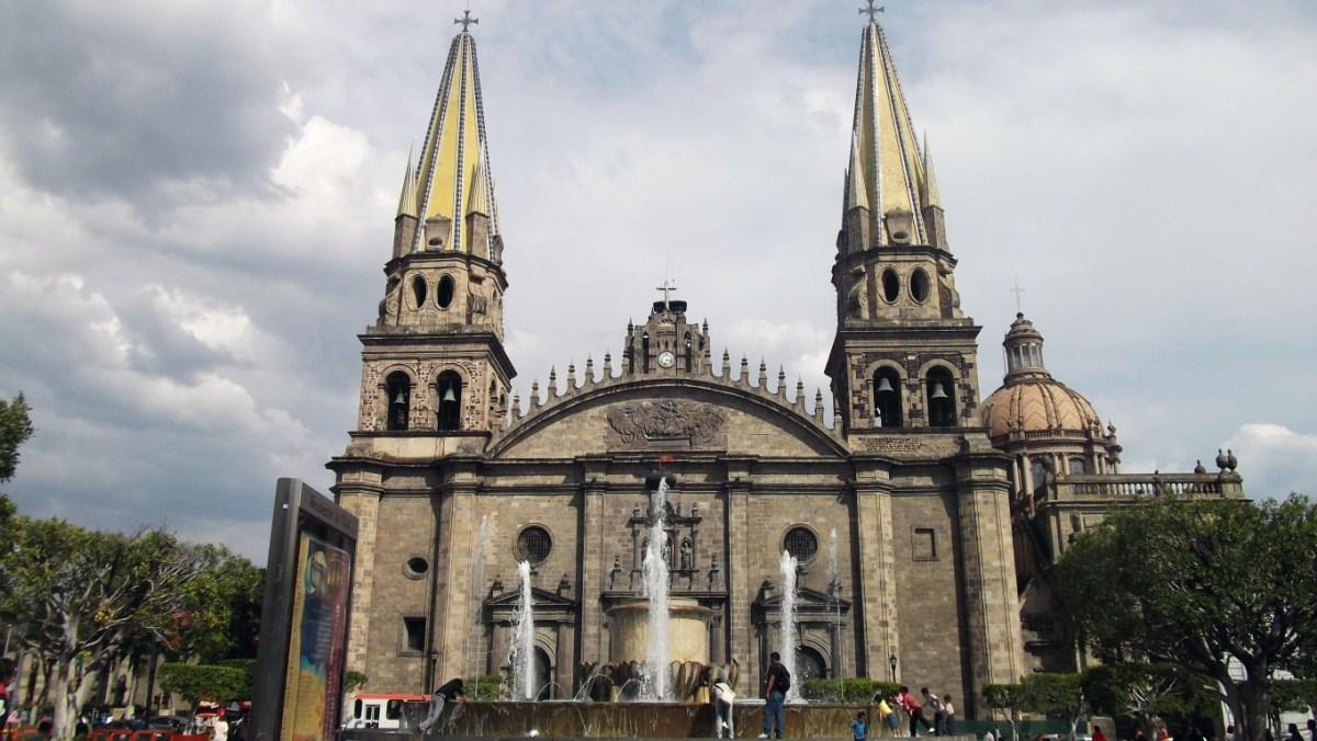 Conoce la historia de la Catedral de Guadalajara