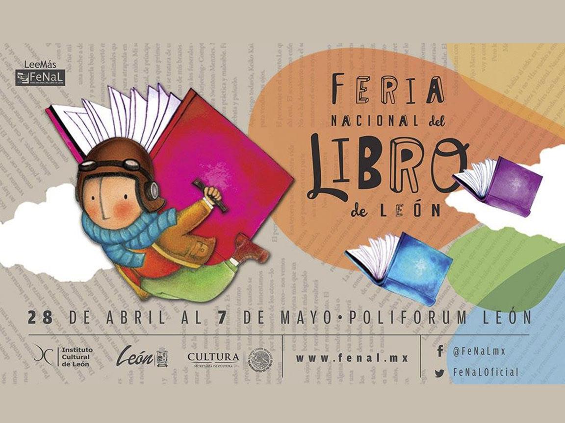 Feria Nacional del Libro de León 2017