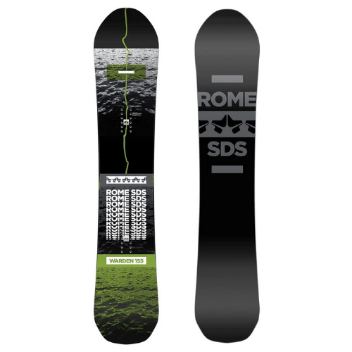 Rome - Best snowboard brand for beginners