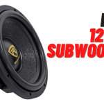 best 12 inch subwoofers