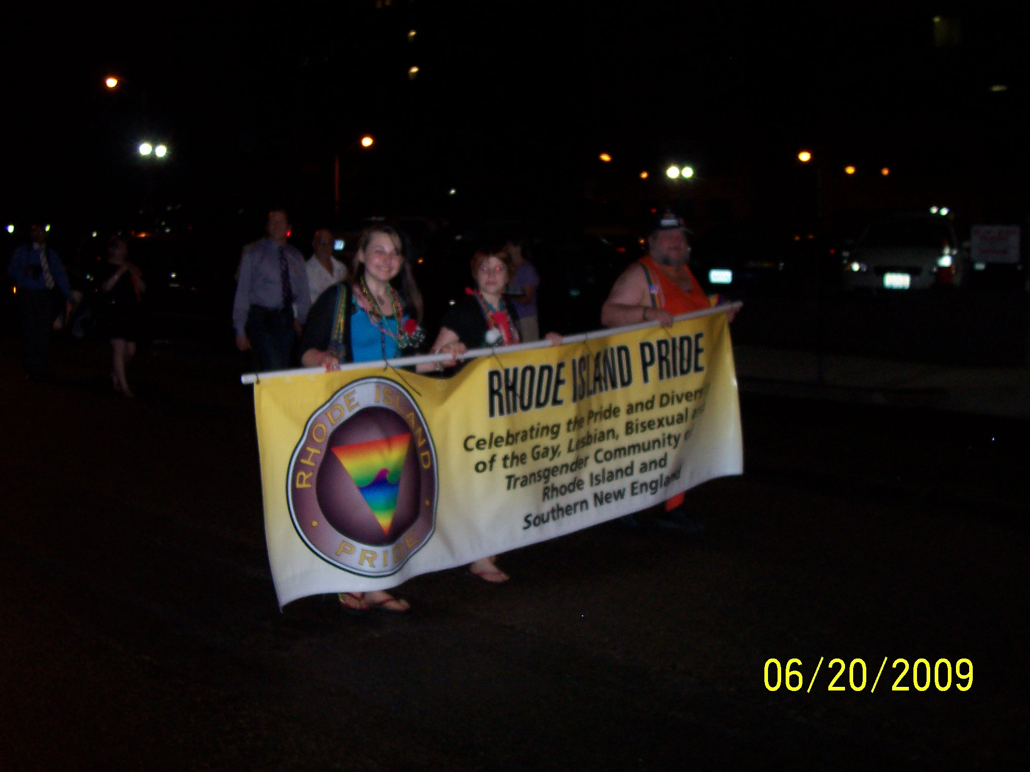 RI Pride banner