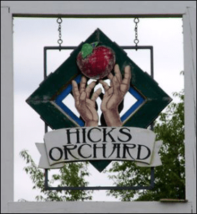 Hicks Orchard