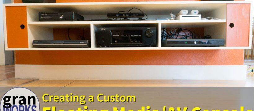 creating a custom floating