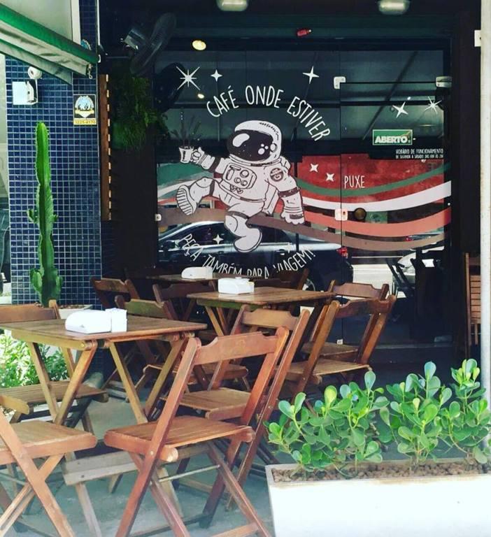 CafeBamboo - Cafes in the Brazilian Coast - Vitória, ES