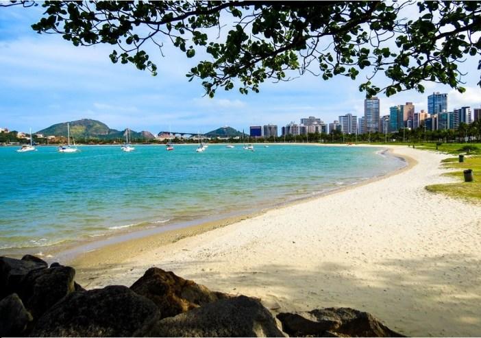 PraiaCurvaJurema 1024x719 - Cafes in the Brazilian Coast - Vitória, ES