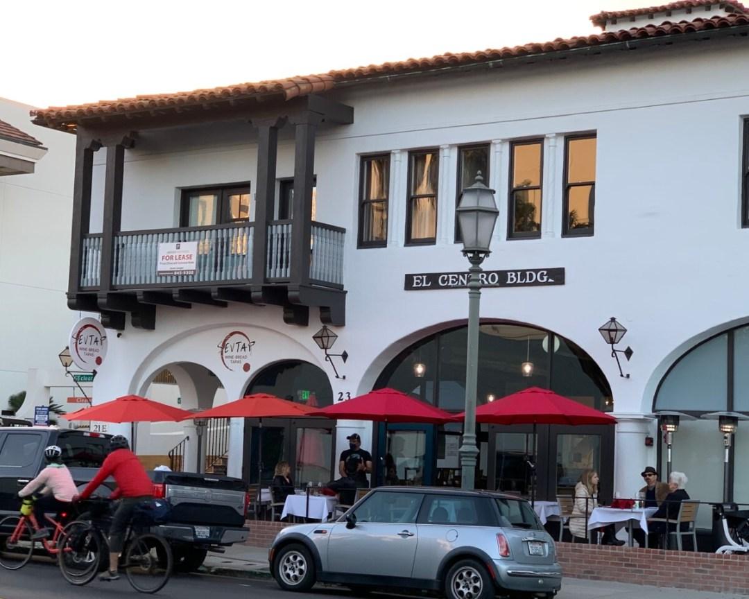 exterior Sevtap Winery Santa Barbara, CA