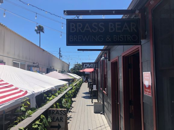 brass bear brewery santa barbara