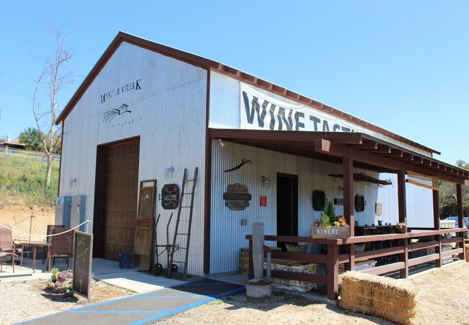 Myrtle Creek Vineyards