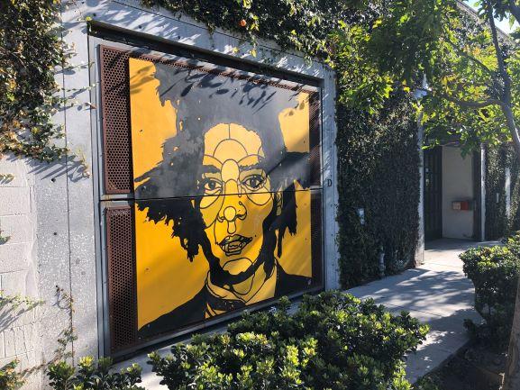 santa barbara mural funk zone
