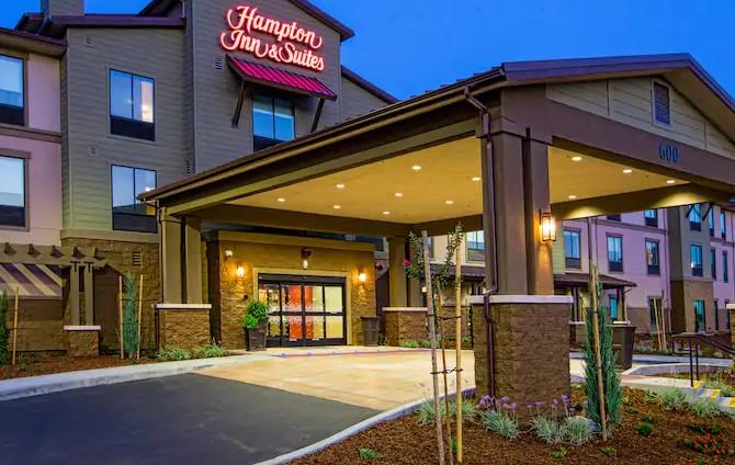 Hampton Inn & Suites Buellton / Santa Ynez Valley