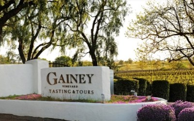 WHERE TO WINE TASTE SERIES: GAINEY VINEYARD, SANTA YNEZ, CALIFORNIA