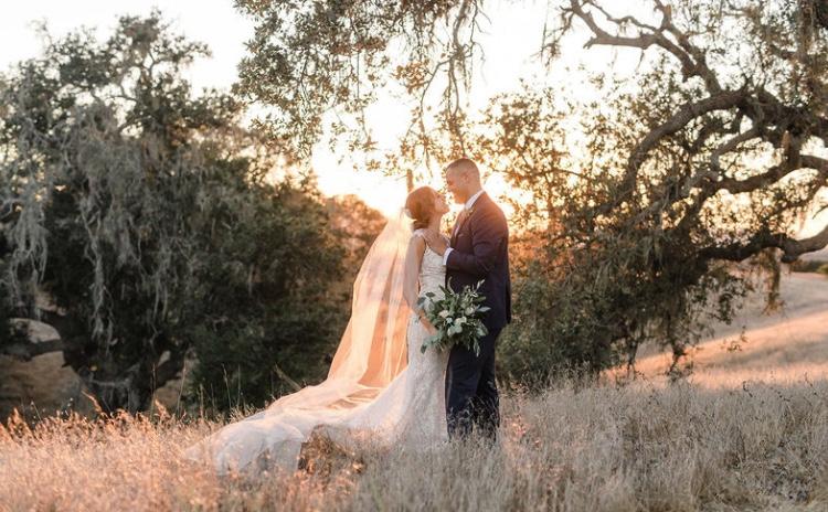 Wedding at Gainey Vineyard