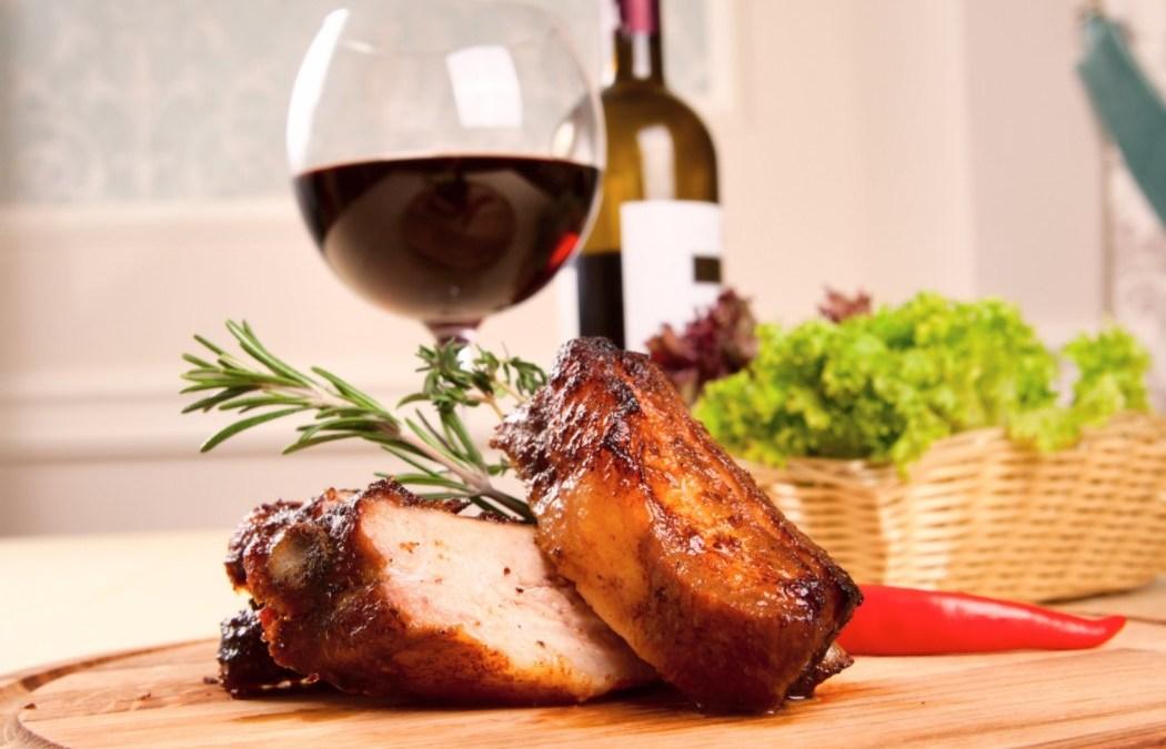 Wine & Food Pairing Chart