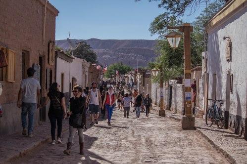 Street of San Pedro