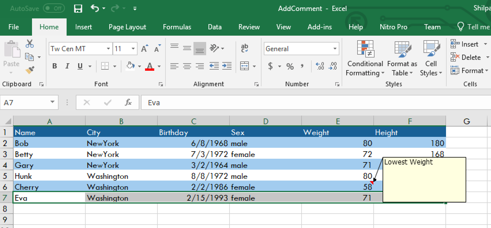 Introducing Excel Library For Core