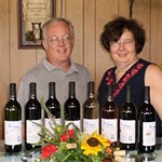 Dwight and Jean Anne Crevelt of 7Cs Winery