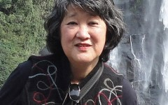 Gladys Horiuchi, Director of Media Relations at the Wine Institute