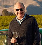 Winemaker Christian Roguenant
