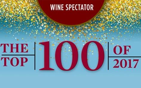 WIne Spectator Top 100