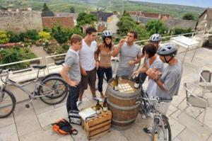 Group Wine Holiday- Credits J. Damase - CRT Centre-Val de Loire