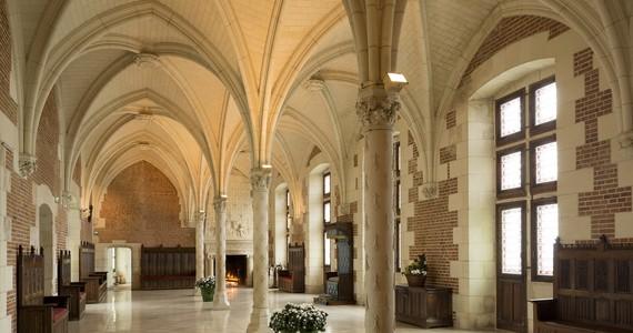 Loire area - credits Château d'Amboise E. Sander