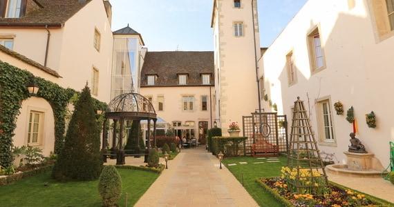 Luxury Burgundy tour Credits- le Cep
